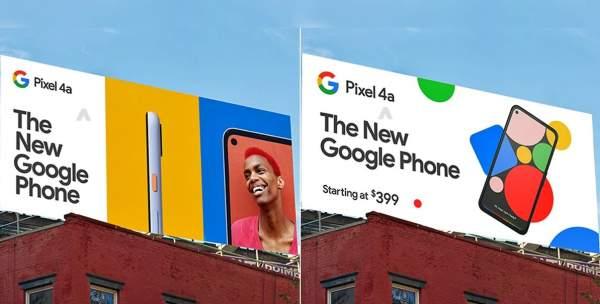 Google Pixel 4A обнаружен на FCC в США, возможно без датчика движения