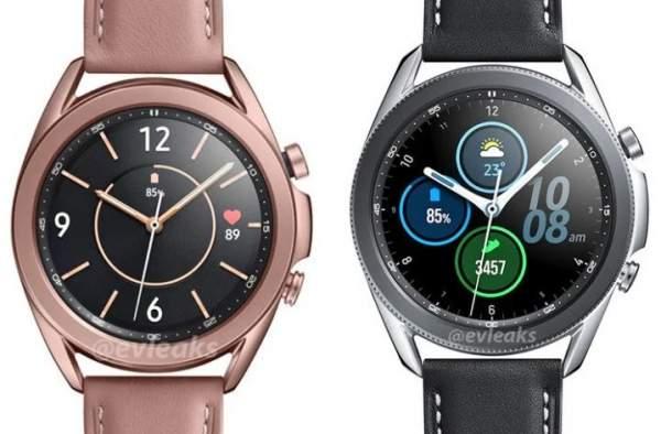 Появились высококачественные рендеры Samsung Galaxy Watch 3, раскрывающие цветовые варианты