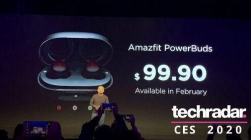Аккумуляторы Amazfit PowerBuds работают вдвое дольше, чем AirPods Pro, менее чем в два раза дешевле