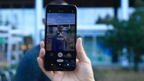 Анонсировано приложение Google Camera Go с портретным режимом для смартфонов на платформе Android Go