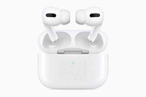 Apple Airpods Pro становится официальным Что нового?