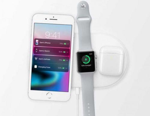 Apple сообщает об использовании чипсета A11 для управления нагревом в прототипе AirPower