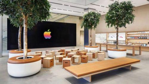 Apple закрывает все розничные магазины в Испании из-за опасения по поводу коронавируса