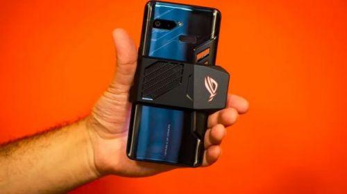 Asus ROG Phone 2 STRIX и Ultimate теперь доступны в Европе