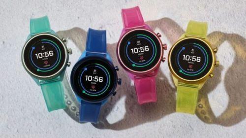 Часы Fossil Sport 41 мм Gen 4 доступны всего за 99
