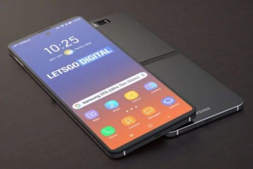 Дисплей Galaxy Fold 2 может использовать сверхтонкое стекло вместо пластика