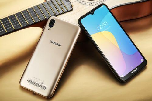 DOOGEE X90 Обзор - смартфон с бюджетными характеристиками