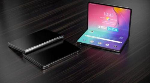 Galaxy Tab Fold станет первым складным планшетом