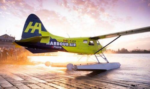 Harbor Air совершает первый в мире испытательный полет на электрическом самолете