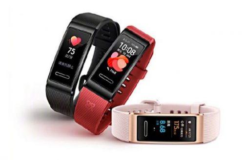 Huawei Band 4 Pro с поддержкой NFC и наличием датчика кислорода в крови