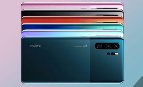 Huawei P30 Pro NEW EDITION, выпущенный 15 мая, будет поставляться с GMS