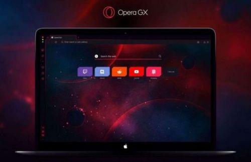 Игровой браузер Opera GX вышел на macOS