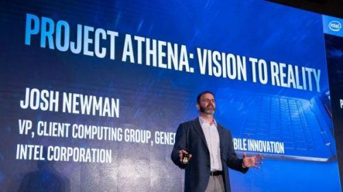 Intel опережает AMD в области ноутбуков благодаря чипам 10-го поколения