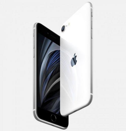 iPhone SE не имеет разъема для наушников