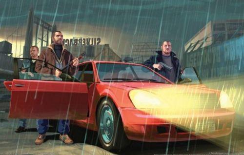 Из Steam пропала GTA IV
