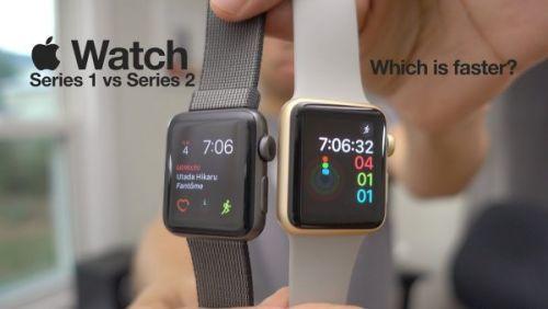 Apple Watch Series 1 и Series 2