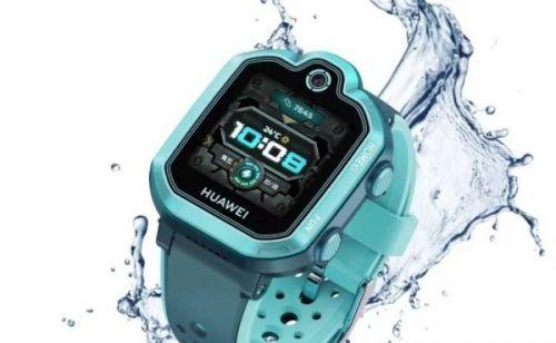 Компания Huawei анонсировала детские часы Children Watch 3 Pro Super Edition