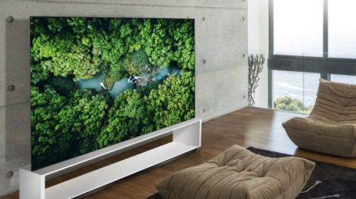 LG анонсирует новую линейку 8K TV с поддержкой AirPlay 2 и HomeKit