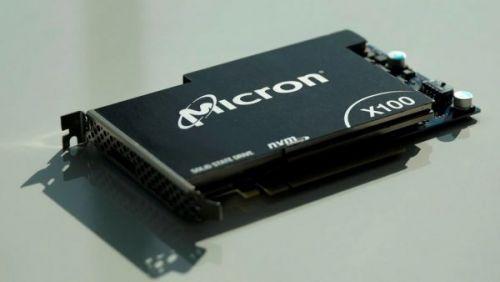 Micron выпускает новые жесткие диски