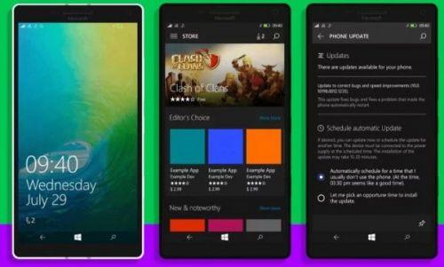 Microsoft обьявило о прекращении поддержки Windows 10 Mobile