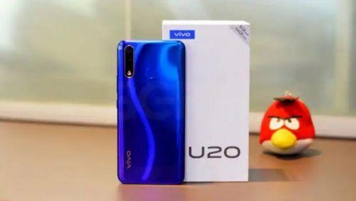 Модель Vivo U20 8GB RAM поступит в продажу
