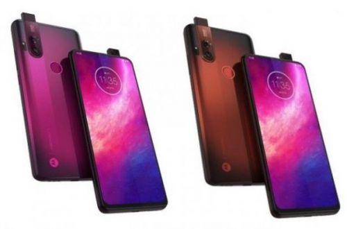Motorola One Hyper официальное изображение прессы