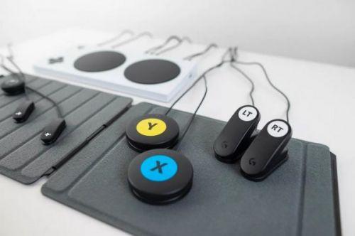 Набор Logitech G для адаптивного контроллера Xbox сделает вашу игру более приятной