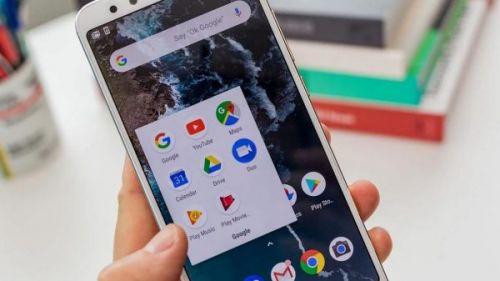 Начинается обновление Xiaomi Mi A2 Android 10