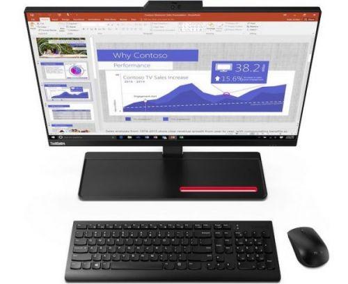 Настольный Lenovo ThinkCentre M90a AIO: 23,8-дюймовым Full-HD дисплей, ядро 10-го поколения, Radeon 625