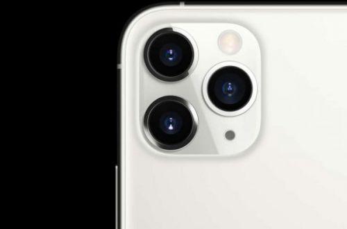 Ночной режим в iPhone 11 Pro Duo не работает с телеобъективом