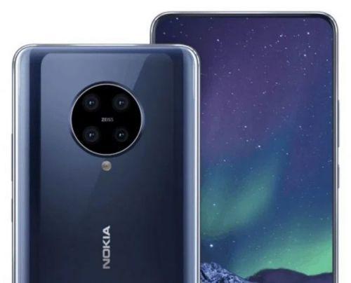 Nokia 9.3 PureView, чтобы получить камеру под экраном и дисплей с частотой 120 Гц