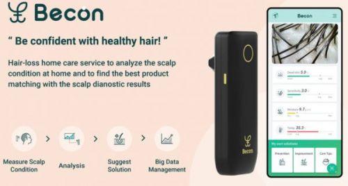 Новейшие эксперименты Samsung включают в себя громкую печать и сканер кожи головы.