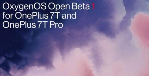 OnePlus 7T, OnePlus 7T Pro - Open Beta update 1 для OxygenOS, которое содержит Live Caption и другие исправления