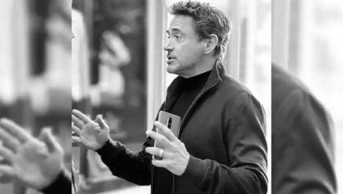 OnePlus 8 Pro замечен вместе с Робертом Дауни-младшим