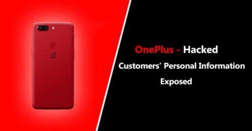 OnePlus подтверждает взлом базы данных своего магазина