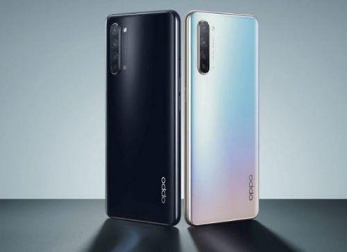 OPPO Find X2 Lite запускается как обновленный китайский Reno3 Vitality Edition