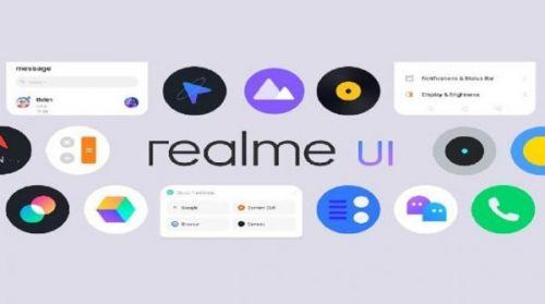 Пользовательский интерфейс Realme на базе Android 10 анонсирован в Индии
