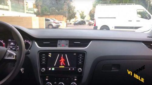 Приложение Concept Android Auto предупредит вас о пешеходах, прежде чем вы их увидите