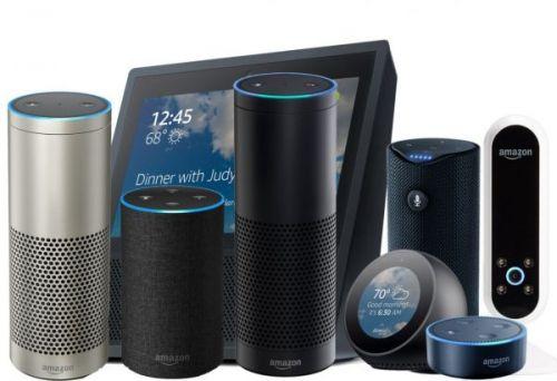 Продукты от Amazon с поддержкой Alexa
