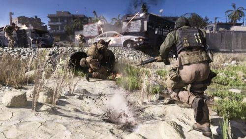 Разработчики Call of Duty: Modern Warfare исправят частые сбои Xbox One X
