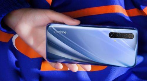 Realme X50 Youth Edition замечен на 3C с поддержкой 5G и функцией быстрой зарядки 30 Вт