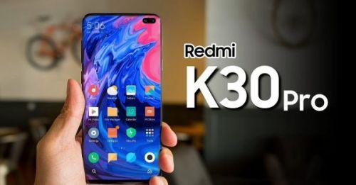 Redmi K30 Pro будет оснащен дисплеем с высокой частотой обновления и Snapdragon 865