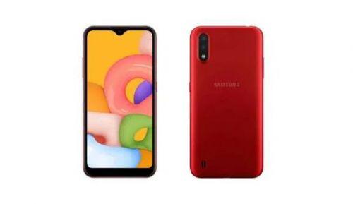 Samsung Galaxy M01 появится в Google Play