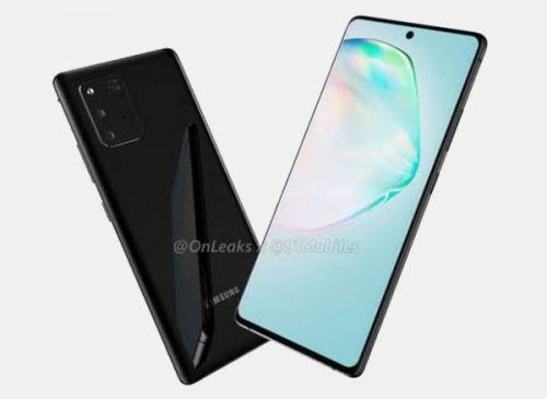 Samsung Galaxy S10 Lite, Galaxy Note 10 Lite анонсирован