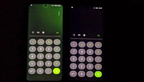 Samsung исправляет зеленый оттенок на дисплее Galaxy S20 Ultra с помощью нового обновления