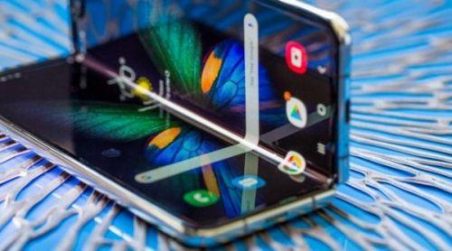 Samsung планирует продать около 6 миллионов складных телефонов