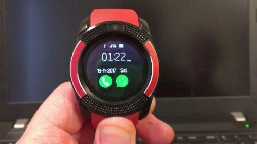 Самый дешевый телефон в мире - часы за 9 долларов