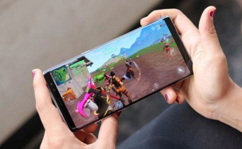 Слухи: Скин Vivid Vision Fortnite может быть запущен с Galaxy S20