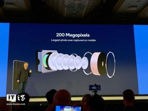 Snapdragon 865 будет обрабатывать 200 миллионов пикселей в новационных камерах