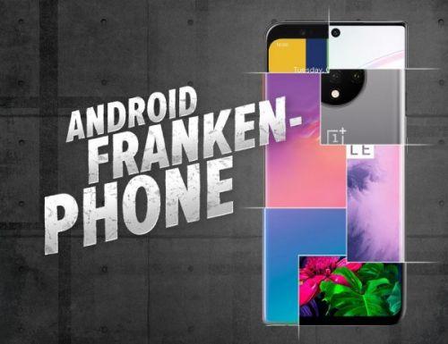 Создание идеального Android Frankenphone: лучшие части лучших телефонов 2019 года